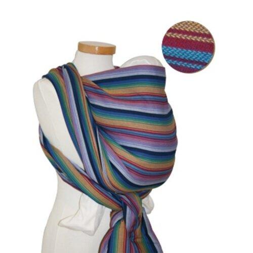 Storchenwiege chusta do noszenia dzieci TT Inka