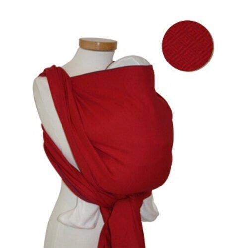 Storchenwiege chusta do noszenia dzieci TT Leo Rouge