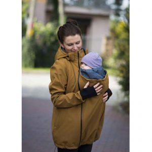 Greyse kurtka softshell dla dwojga jasny brązowy