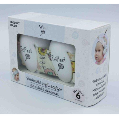 EciPeci słuchawki wygłuszające dla maluchów SAFARI